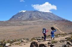 Marangu Route 6 Day Trek
