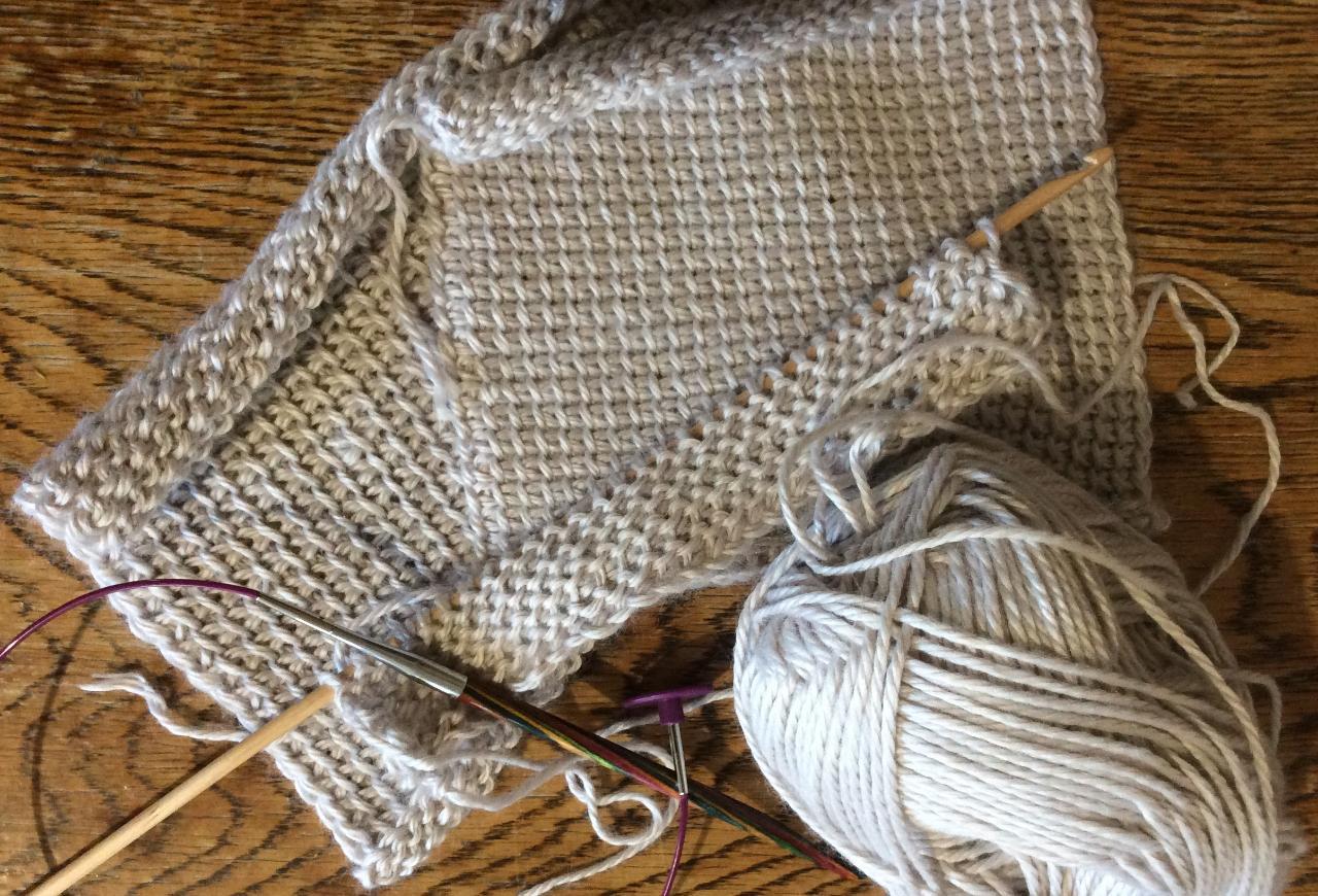Beginners Tunisian Crochet