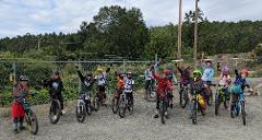 JR Hartland MTB Camp   Ages 6-7   August 23-27    M-F 9am-2:00pm