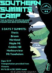 Girls Specific Southern Summits Camp | August 9 -13