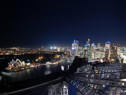 BridgeClimb Night Climb
