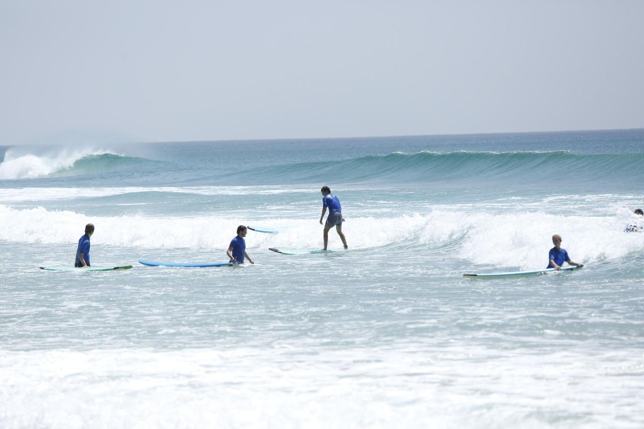 Surf Lesson with Soul Surf School