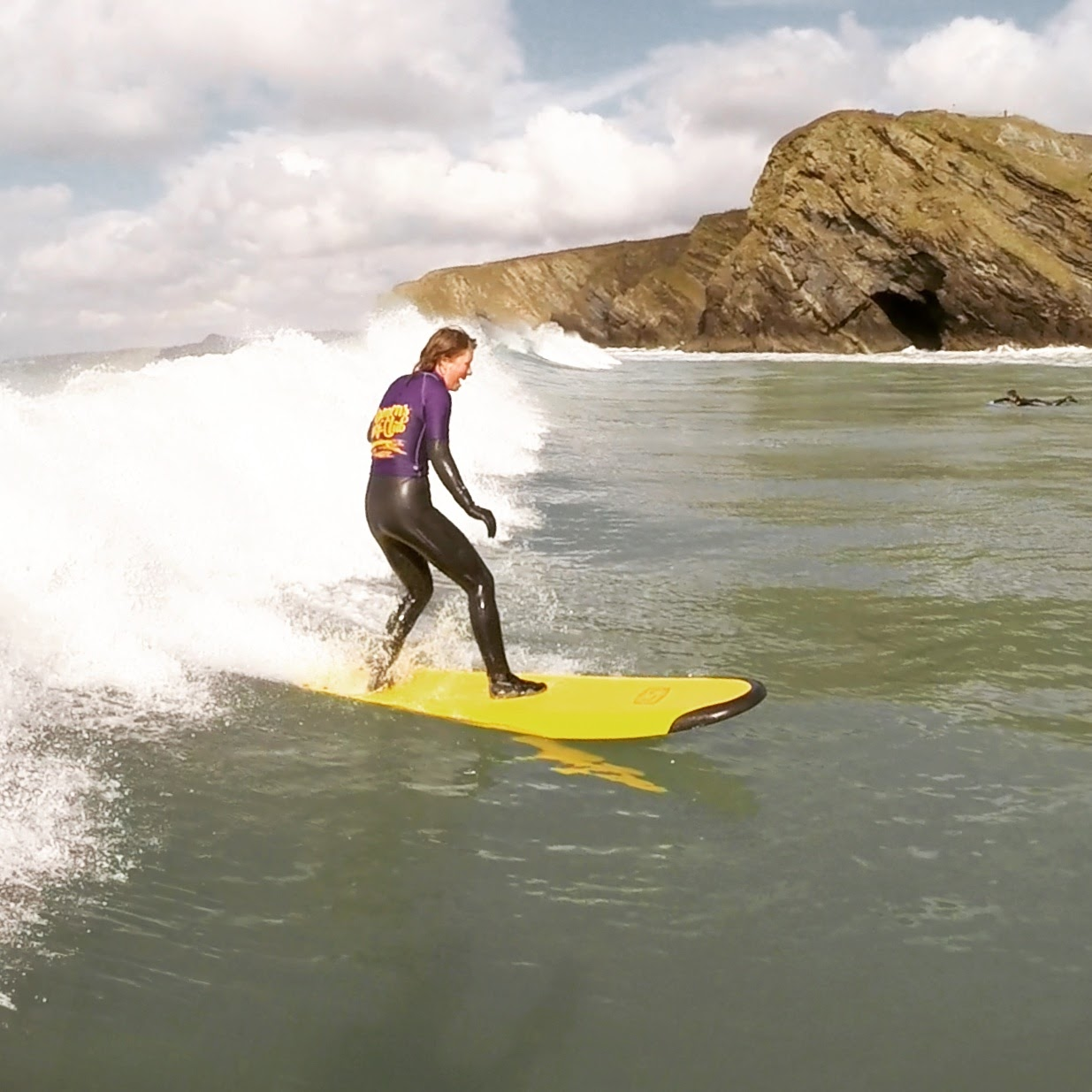 Women's Surf Club - Tolcarne Beach, Newquay