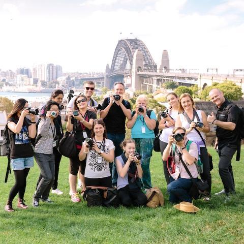 Discover Sydney Photo Safari
