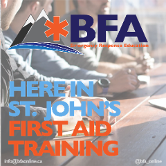 Blended Standard First Aid (online & in-class) CPR C & AED