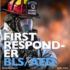 First Responder BLS & AED