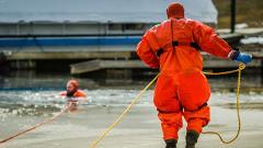 Ice Rescue Technician Course