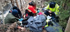 Wilderness First Aid (40hr)