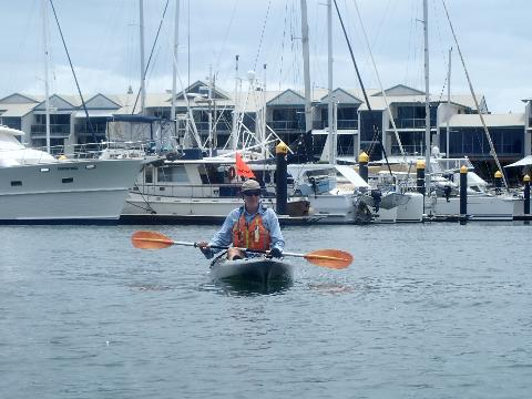 Raby Bay Canals Kayak Tour