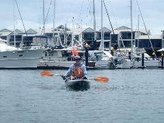 Raby Bay Canals Kayak Tour