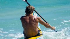 Surf Ski Lesson
