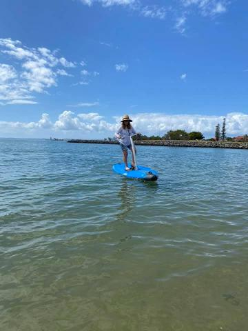 Hobie Stepper Hire