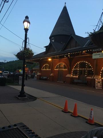 Jim Thorpe local Pub/Dinner Tour