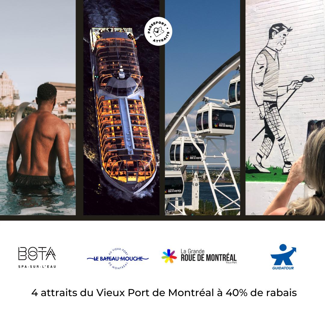 Passeport Perspectives sur Montréal