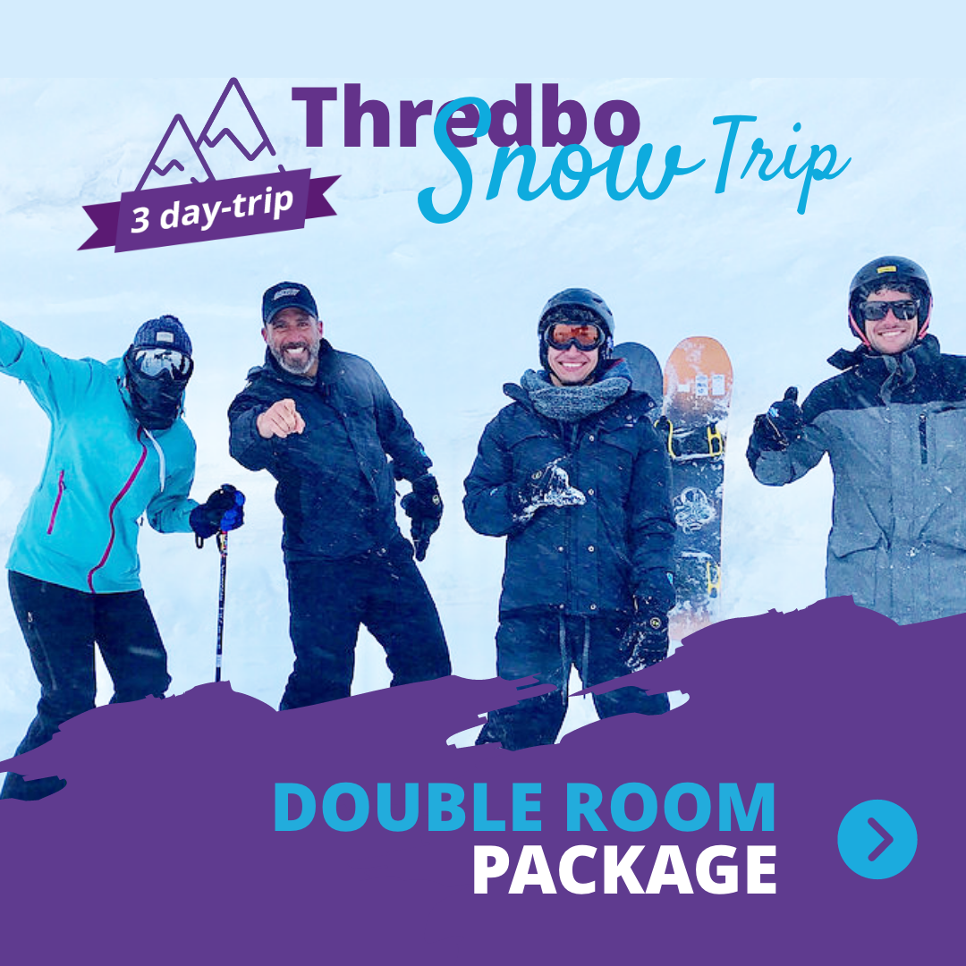 Thredbo Snow Trip - Weekend 3 days Double room UPGRADE