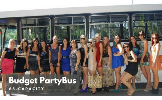 Budget PartyBus hire