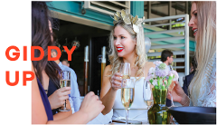 Melbourne Cup Lunch - Choose your Sydney Location