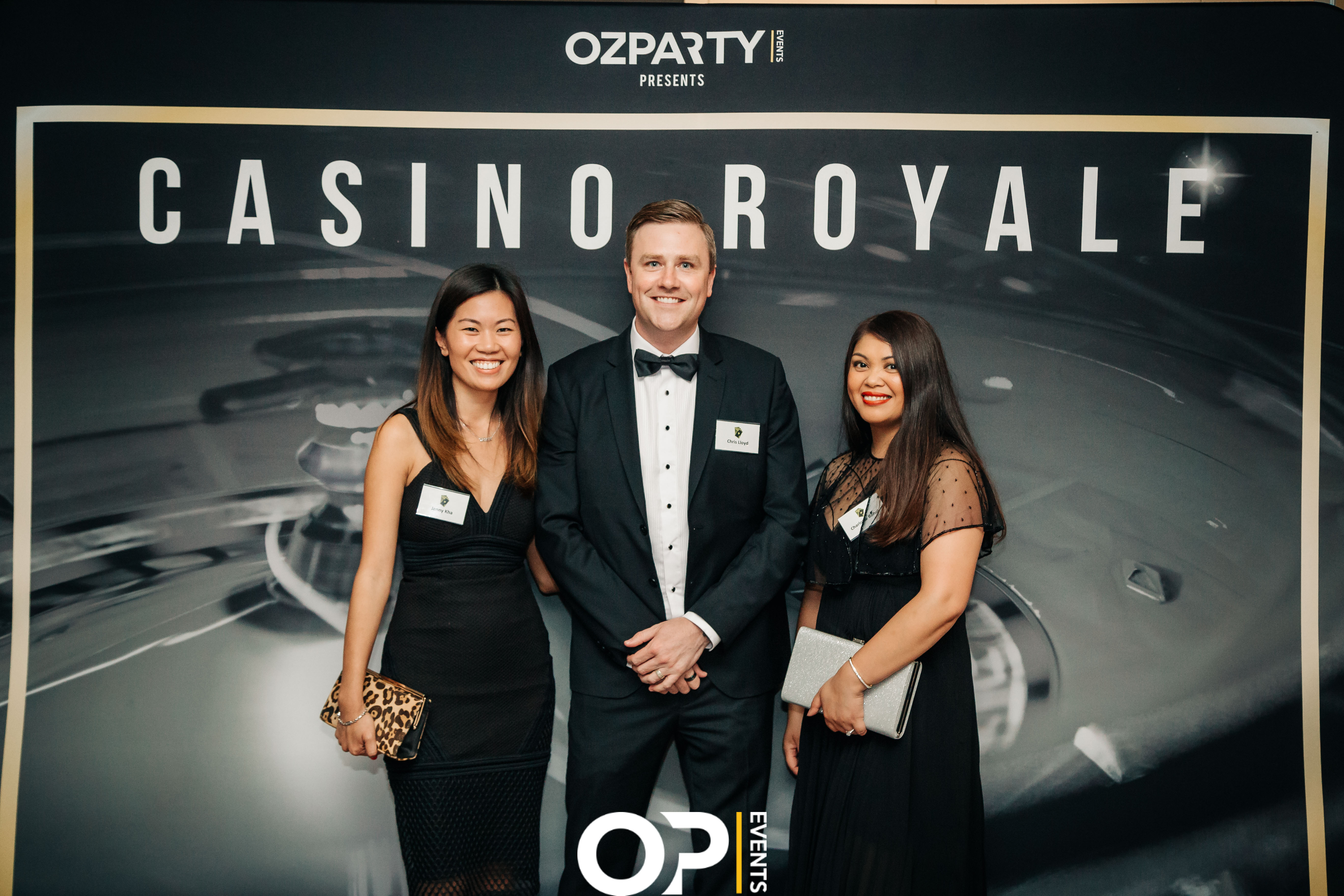 Casino Royal Mottoparty