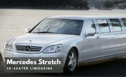Limousine Hire - 10 or 12 Seater