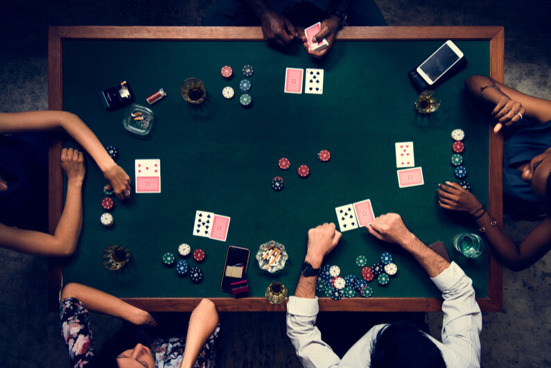 poker table hire melbourne