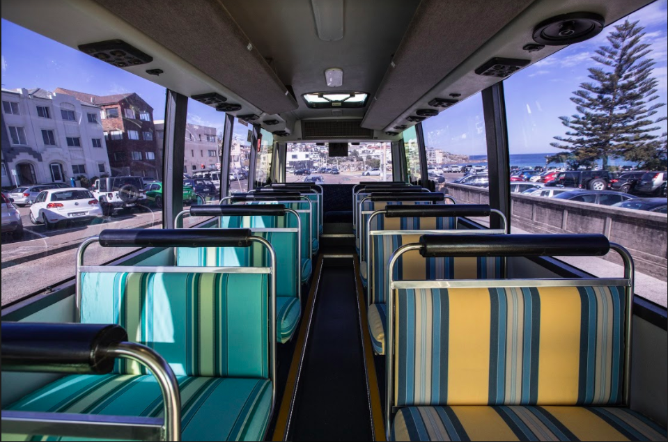 Urban MiniBus Hire - 27 Seater