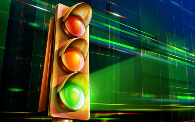 Wonderful Traffic Light Party! Amazing Design