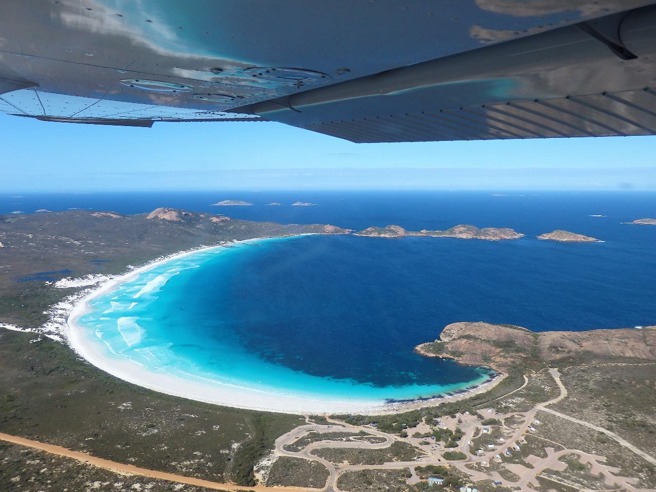 Esperance + Cape Le Grand Scenic Flight
