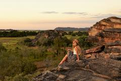 Autopia Tours: Kakadu Wilderness Escape from Darwin + Croc Cruise