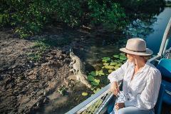 Autopia Tours: Jumping Crocodile Tour from Darwin
