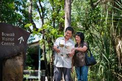 Wildlife Tours Australia: Kakadu Wildlife Rock Art Tour + Croc Cruise