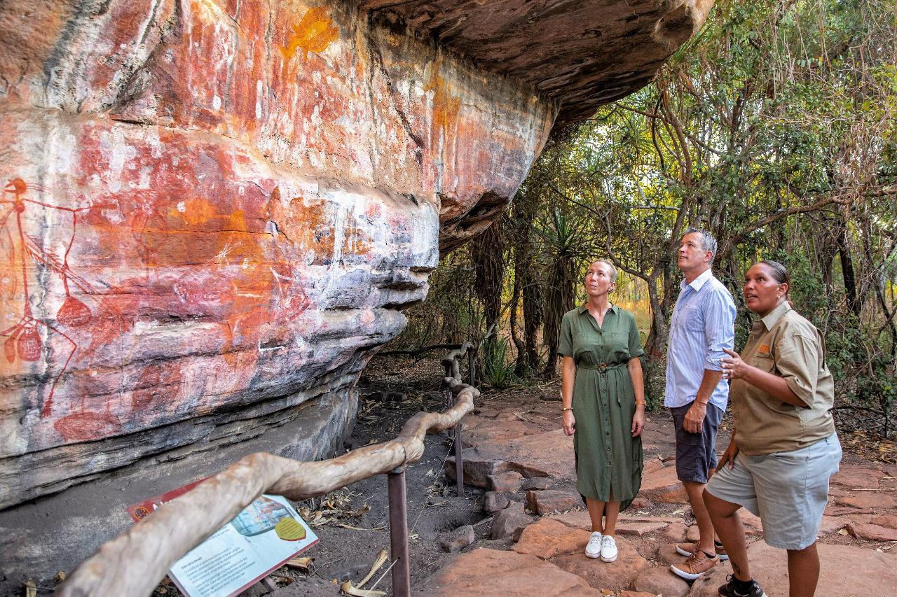 Wildlife Tours Australia: Kakadu Wildlife Rock Art Tour