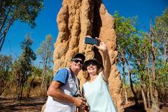 Wildlife Tours Australia: Litchfield Waterfalls Wildlife Tour + Croc Cruise