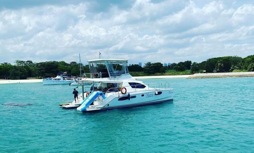 Private Victoria Yacht Charter (3 Hours)