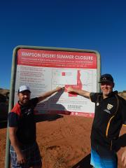 Simpson Desert 12 day Tag-Along Adventure Tour