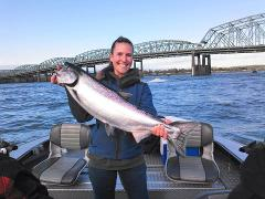 Wind River / Drano Lake Spring Chinook 2018