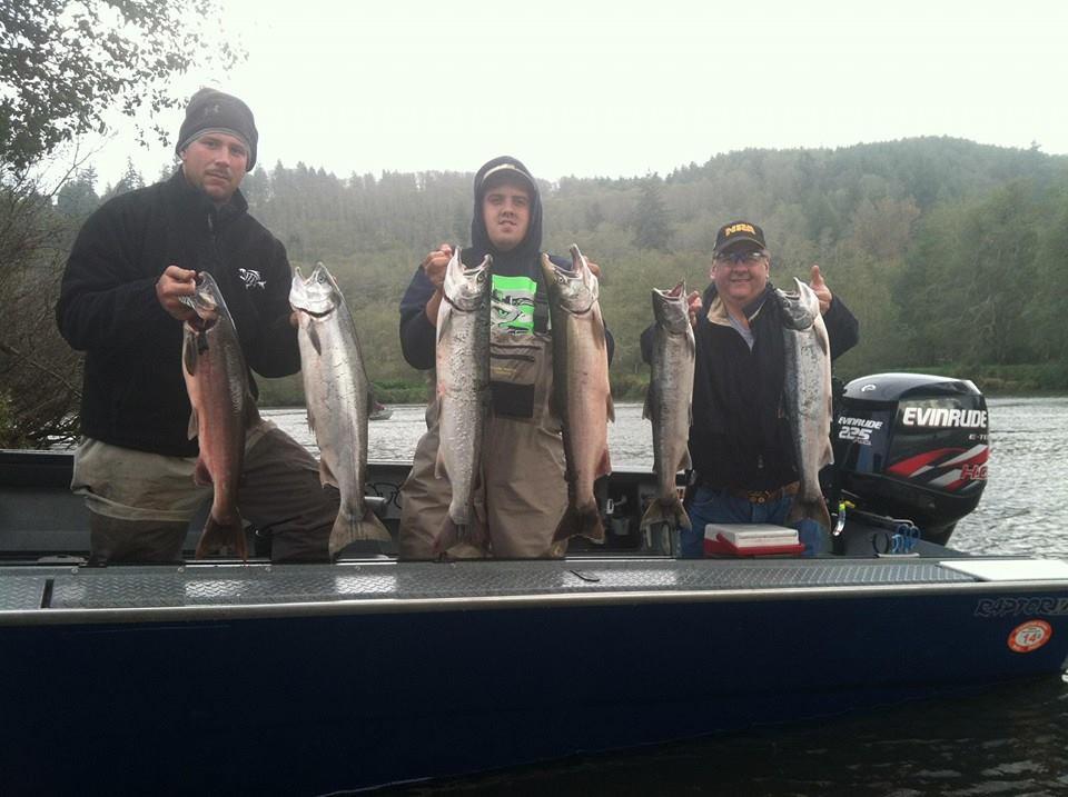Satsop chehalis river fall salmon online booking for for Chehalis river fishing