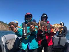 Combination Dungeness Crab & Bottom Fishing