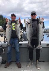 SEKIU King Salmon 2020