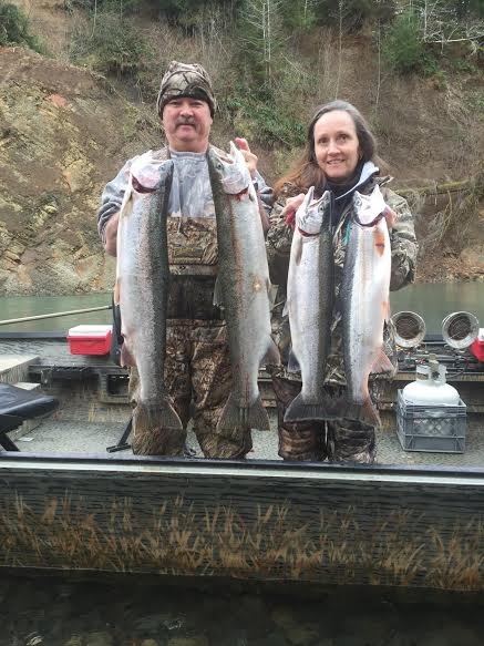 Winter Steelhead  Fishing Adventures!