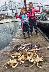 Grays Harbor Bottom Fishing