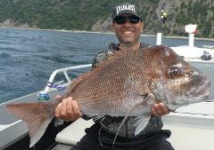 Shared Full Day Fishing Charter