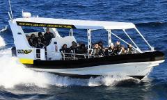 Coastal Express 1.5HR Wildlife Safari Gift Voucher