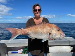 Half Day Shared Fishing Charter (Spring)