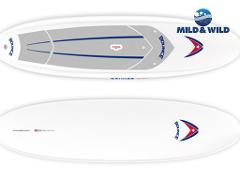 Z Stand Up Paddle Board Rental Half Day (Beginner Board)