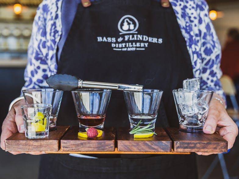 Gin Masterclass Bass and Flinders Mornington Peninsula