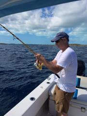Half Day Reef Fishing up to 6 persons (35ft vessel)