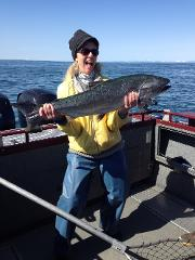 King Salmon charter (May only)