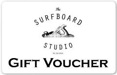 Gift Voucher  - Make Your Own Surfboard Course