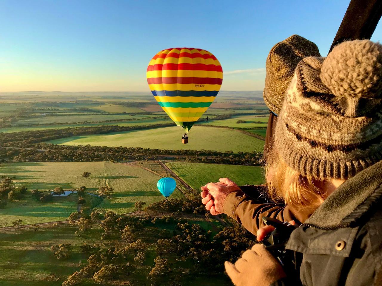 Avon Valley Balloon Flight - Weekends & Public Holidays