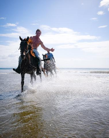 Beach Horseback Tour | San Juan del Sur